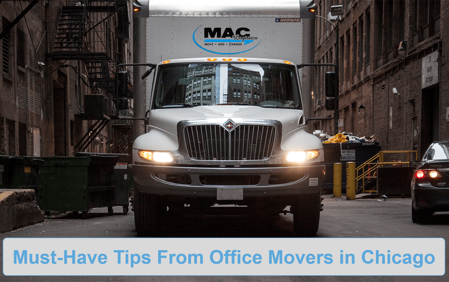 office movers chicago